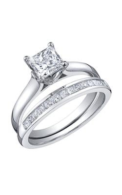 Maple Leaf Diamonds Wedding Sets R1923WG-100-18 product image