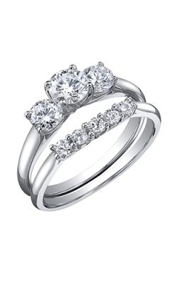 Maple Leaf Diamonds Wedding Sets R3342WG-100-18 product image