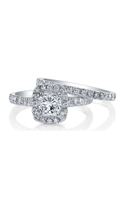Maple Leaf Diamonds Wedding Sets R3581WG-160-18 product image