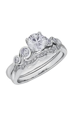 Maple Leaf Diamonds Wedding Sets R3849WG-100-18 product image