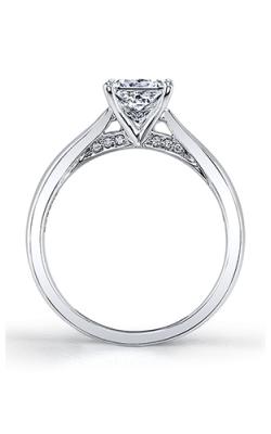 Maple Leaf Diamonds Wedding Sets R3870WG-100-18 product image