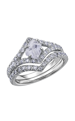 Maple Leaf Diamonds Wedding Sets R3877WG-137-18 product image