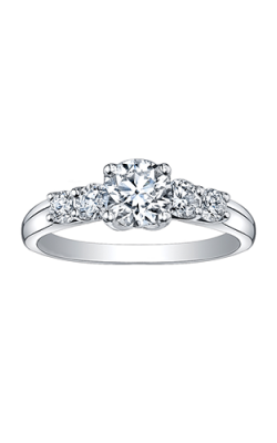Maple Leaf Diamonds Engagement Rings R3369WG-100-18 product image