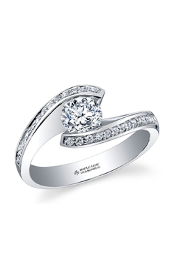 Maple Leaf Diamonds Engagement Rings R3453WG-115-18 product image