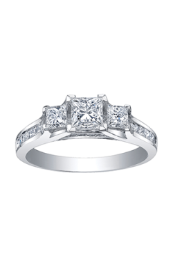 Maple Leaf Diamonds Engagement Rings R3490WG-150-18 product image