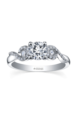 Maple Leaf Diamonds Engagement Rings R3678WG-112-18 product image