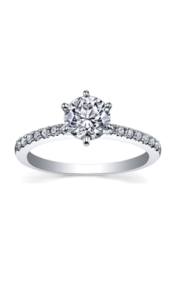 Maple Leaf Diamonds Engagement Rings R3719WG-115-18 product image