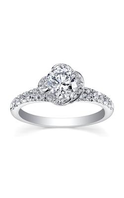 Maple Leaf Diamonds Engagement Rings R3720WG-100-18 product image