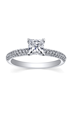 Maple Leaf Diamonds Engagement Rings R3784WG-110-18 product image