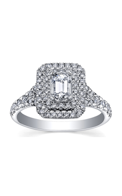 Maple Leaf Diamonds Engagement Rings R3804WG-150-18 product image