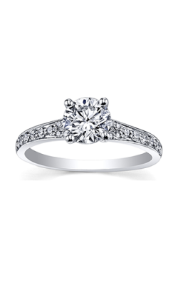 Maple Leaf Diamonds Engagement Rings R3829WG-120-18 product image
