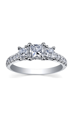 Maple Leaf Diamonds Engagement Rings R3636WG-150-18 product image