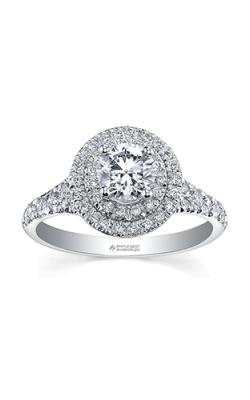 Maple Leaf Diamonds Engagement Rings R3641WG-75-18 product image