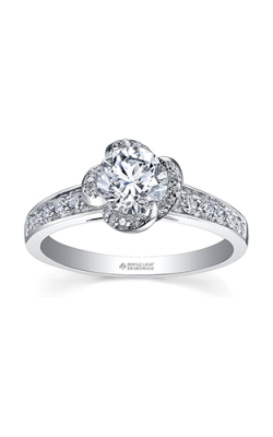 Maple Leaf Diamonds Engagement Rings R3709WG-60-18 product image