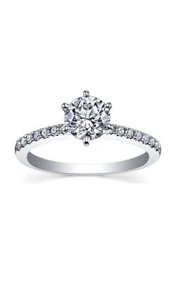 Maple Leaf Diamonds Engagement Rings R3719WG-87-18 product image