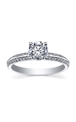 Maple Leaf Diamonds Engagement Rings R3810WG-75-18 product image