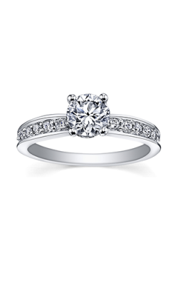 Maple Leaf Diamonds Engagement Rings R3865WG-100-18 product image