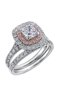 Maple Leaf Diamonds Wedding Sets R3618WR-120-18 product image