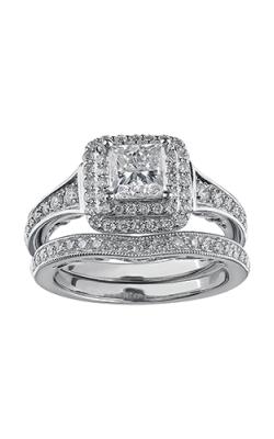Maple Leaf Diamonds Wedding Sets R3625WG-85-18 product image