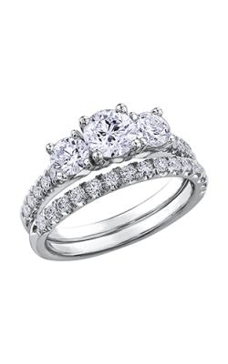 Maple Leaf Diamonds Wedding Sets R3635WG-50-18 product image