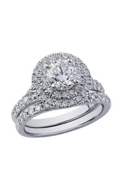 Maple Leaf Diamonds Wedding Sets R3641WG-90-18 product image