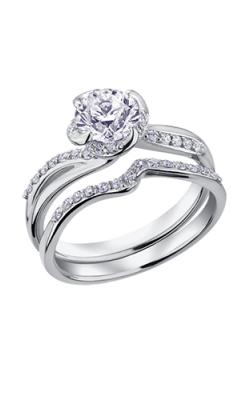 Maple Leaf Diamonds Wedding Sets R3703WG-65-18 product image
