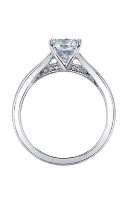 Maple Leaf Diamonds Wedding Sets R3868WG-75-18 product image