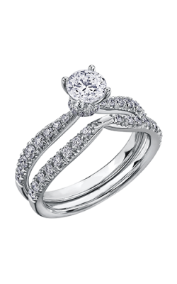 Maple Leaf Diamonds Wedding Sets R3836WG-60-18 product image