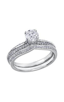 Maple Leaf Diamonds Wedding Sets R3810WG-95-18 product image