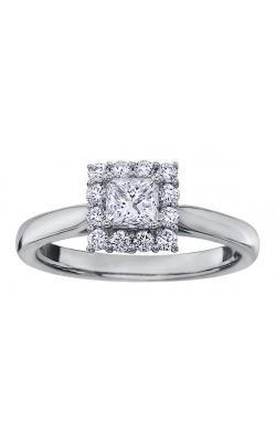 Maple Leaf Diamonds Engagement Rings ML348W50 product image
