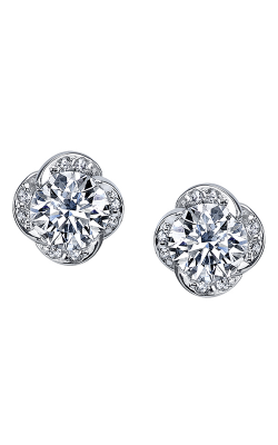 Maple Leaf Diamonds Earrings ML341W35 product image