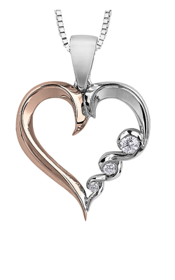 Maple Leaf Diamonds Necklaces ML297 product image