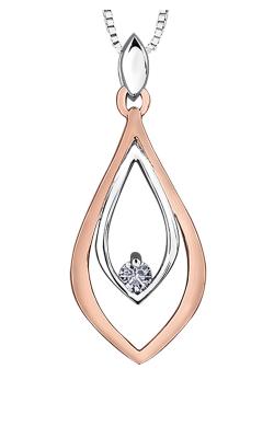 Maple Leaf Diamonds Necklaces ML394 product image