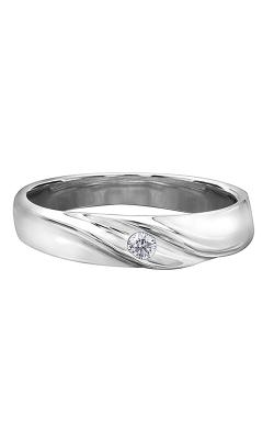 Maple Leaf Diamonds Men's Wedding Bands ML438W product image