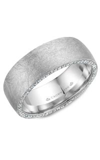 CrownRing Diamond WB-022D8W