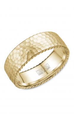CrownRing Rope Wedding Band WB-004R8Y product image