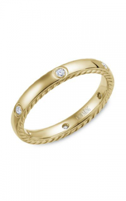 CrownRing Rope Wedding Band WB-016RD3Y product image