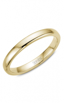 Crown Ring Men's Wedding Band TDS14Y3 product image