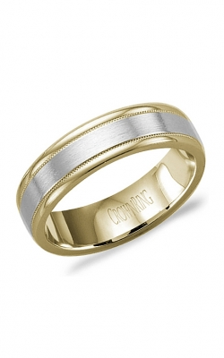 CrownRing Classic Wedding Band WB-9529 product image