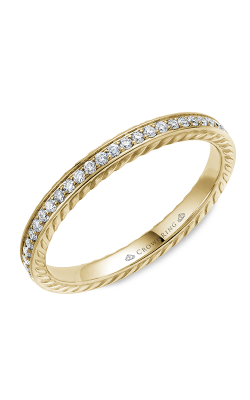 CrownRing Rope Wedding Band WB-029RD25Y product image