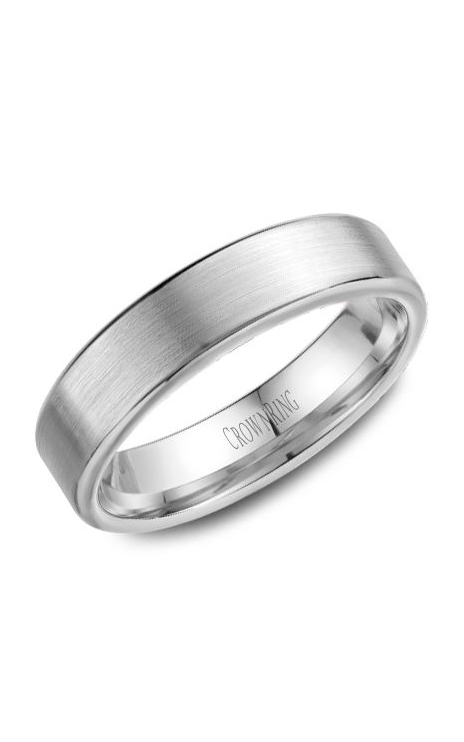 CrownRing Men's Wedding Band WB-9597 product image