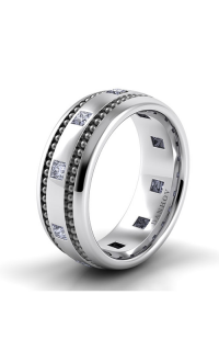 Danhov Men's Wedding Bands PM104-8