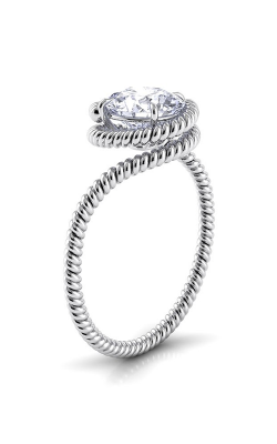 Danhov Abbraccio Collections Engagement ring AE135 product image