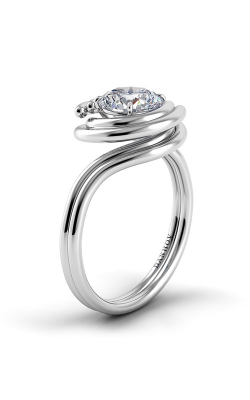 Danhov Abbraccio Engagement Ring AE105 product image