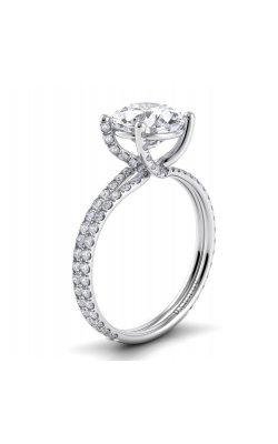 Danhov Eleganza Collection Engagement Ring ZE108 product image