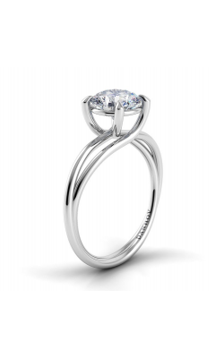 Danhov Eleganza Collection Engagement Ring ZE100 product image