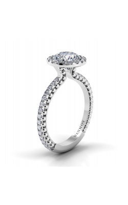Danhov Petalo Collection Engagement Ring FE110 product image