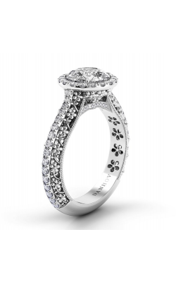 Danhov Petalo Collection Engagement Ring FE107 product image