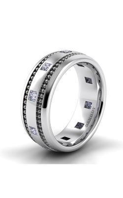 Danhov Men's Wedding Bands PM104-8 product image