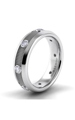 Danhov Men's Wedding Bands PM102-6 product image